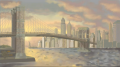 Speed painting de New York