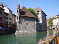 Photos de la ville d'Annecy
