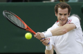 Tennis JO : Andy Murray écrase Roger Federer