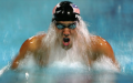 Michael Phelps champion olympique du 100m papillon