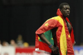 Kirani James champion olympique du 400m