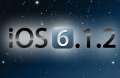 Jailbreak Apple iOS 6.1.2