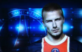 Beckham transféré au Paris Saint-Germain