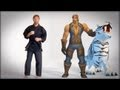 Publicité : Chuck Norris approuve World of Warcraft (WOW)