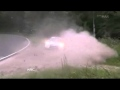 Accidents du rallye d'Allemagne 2011