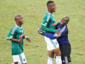 But de l'AmaZulu FC sur une action improbable