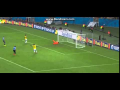 Magnifique but de James Rodriguez dans le match Colombie - Uruguay