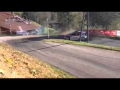 Passage ridicule de Robert Kubica au rallye de France 2014