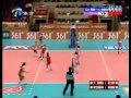 Un échange de volley à 79 touches