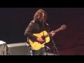 Chris Cornell rend hommage à Whitney Houston