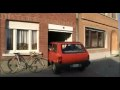 Le plus petit garage au monde
