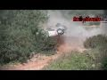 Crash de Ken Block au rallye du Portugal 2011