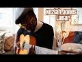 La technique de guitare de Keziah Jones