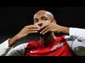 But de Thierry Henry contre Leeds United sous les couleurs d'Arsenal