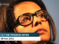 Audrey Pulvar quitte France Inter