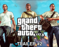 GTA V. - Trailer #2 de Grand Theft Auto 5 HD VOST