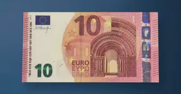 billet de 10 euro