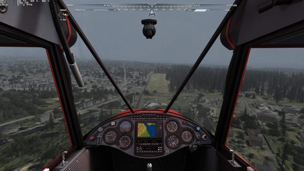 Jeux de avion a conduire